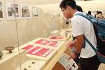 特別展『被災文化財の修復と保存』、ワークショップ「被災資料の安定化処理技術 講義の実技」を開催しました