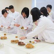 【食物栄養科学部】玖珠美山高等学校との高大連携事業を開催しました