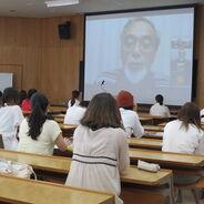 初等教育科「児童学会講演会」を開催しました
