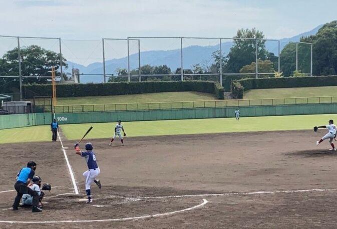 【硬式野球部】岩下竜馬さんが「首位打者賞」受賞
