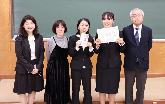 【食物栄養学科】卒業論文発表会を開催しました