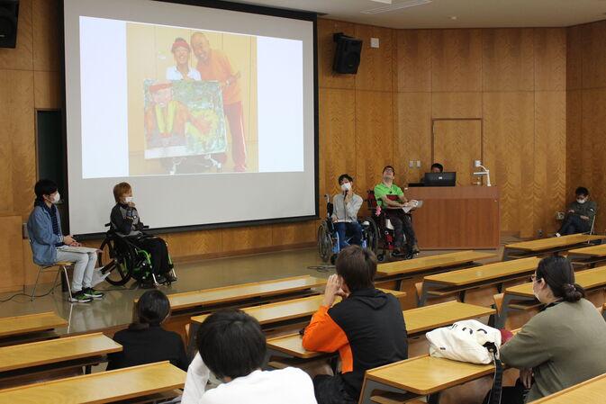 「障害とは?〜障害ぶっちゃけトーク〜」を開催しました。