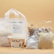「味噌キット」の商品パッケージを学生がデザイン