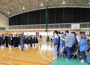 日本語教育研究センター留学生と日田市天瀬町との交流会が行われました